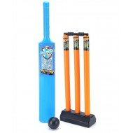 fun factory Hot Wheels Cricket Set Big