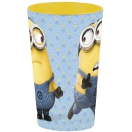 Minions Stor Lenticular Tumbler, Blue Yellow