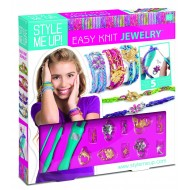 Style Me up Easy Knit Bracelets
