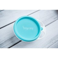 Mycey Plate with Lid - Green