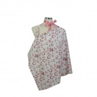 Mycey Nursing Apron - Bloom