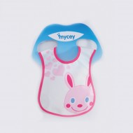 Mycey Stainproof Bibs Bunny
