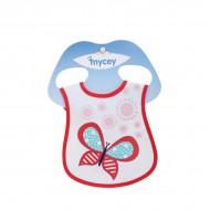 Mycey Stainproof Bibs Butterfly