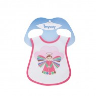 Mycey Stainproof Bibs Angel