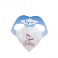 Mycey Bandana Bibs Bicycle