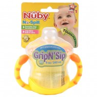 Nuby 240ml Grip n sip Cup