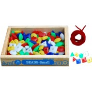 Little Genius Beads Small 100 Pieces