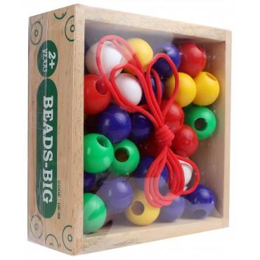 Little Genius Beads Big 50 Pieces