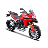 Maisto 1:12 Ducati Multistrada 1200S,Red Black