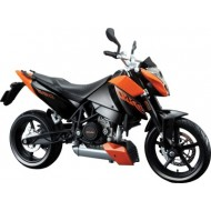 Maisto KTM 690 Duke Orange,Black