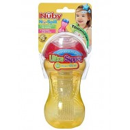 Nuby No Spill 420ml Ultra Sipper Cup,Yellow
