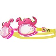 TYR Characters Dino Diva Swimming Goggles