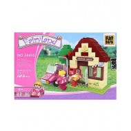 Fun Blox Fairy Land Blocks Set 123 Pieces