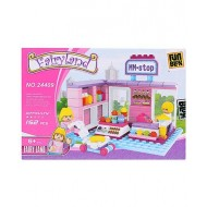 Fun Blox Fairy Land Mall Set 152 Pieces