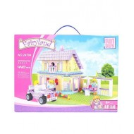 Fun Blox Fairyland Sweet Home Block Set 440 Pieces