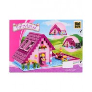 Fun Blox My House Set 277 Pieces