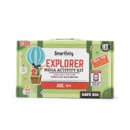 Smartivity Mega Activity Kit Explorer