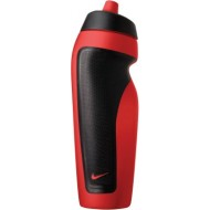 Nike Sport Water Bottle Sipper 570Ml Red-Black