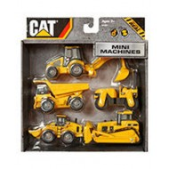 Cat Pull It Back Mini 5 Asst