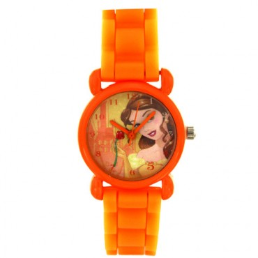Disney Belle Analogue Watch AW100494