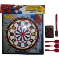Disney Spiderman Dartboard Board Game