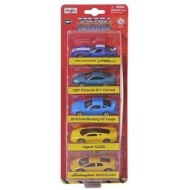 Maisto Metal Kruzers Cars 5pc Set