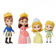 Disney Sofia The First 3 inch Royal Family Pack