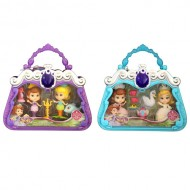 Disney Sofia The First 3 inch Dolls With Storytelling Set Assortment