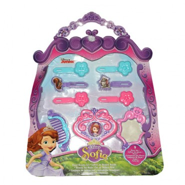 Disney Sofia The First Beauty Set