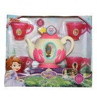Disney Sofia The First Deluxe Talking Tea Set