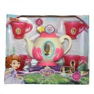 Disney Sofia The First Deluxe Talking Tea Set