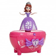 Disney Sofia The First Musical Jewelry Box