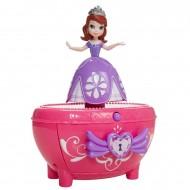 Disney Sofia The First Musical Jewelry Box