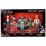 The New Batman Adventures Heroes 5 Piece Bendable Box Set