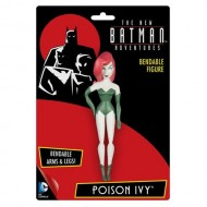 The New Batman Adventures Poison Ivy 5 Inch Bendable Action Figure