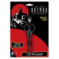 The New Batman Adventures Catwoman 5 Inch Bendable Action Figure