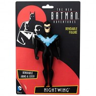 The New Batman Adventures  Nightwing Bendable Figure