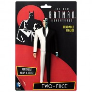 The New Batman Adventures Two Face Bendable Figure