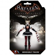 Batman Arkham Knight Harley Quinn Bendable Figure