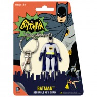 Batman Bendable Action Figure With Ring