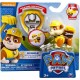 Paw Patrol Action Pack & Badge Rubble Figure