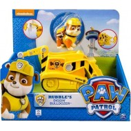 Paw Patrol Rubble's Digging Bulldozer