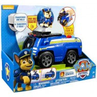 Paw Patrol Transforming On A Roll Chase
