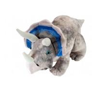 """Wild Republic Dinosauria Mini Triceratops 10"""""""