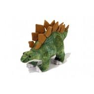 "Wild Republic Dinosauria Large Stegosaur 19"""