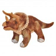 """Wild Republic Dinosauria Triceratops 17"""""""