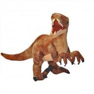 "Wild Republic Dinosauria Velociraptor 17"""