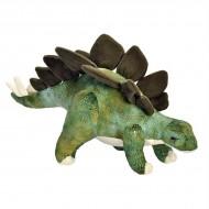 "Wild Republic Dinosauria Stegosaurus 17"""