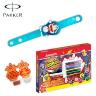 Luxor Combo Pack with Kids Led Light Feature Rakhi