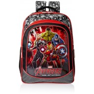 Avengers Multi Color School Bag - 14 Inch